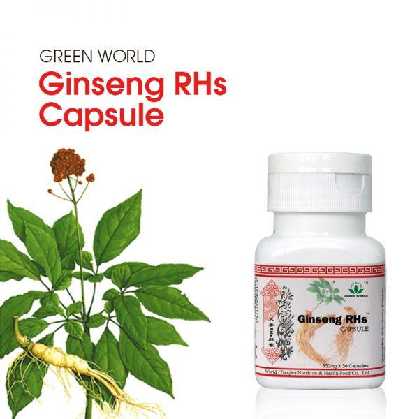 Ginseng RHS Capsule