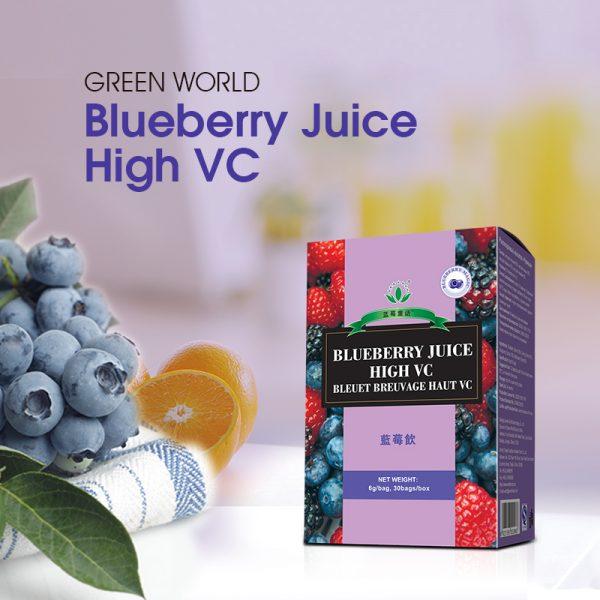 Blueberry Juice High Vc (Powder form)